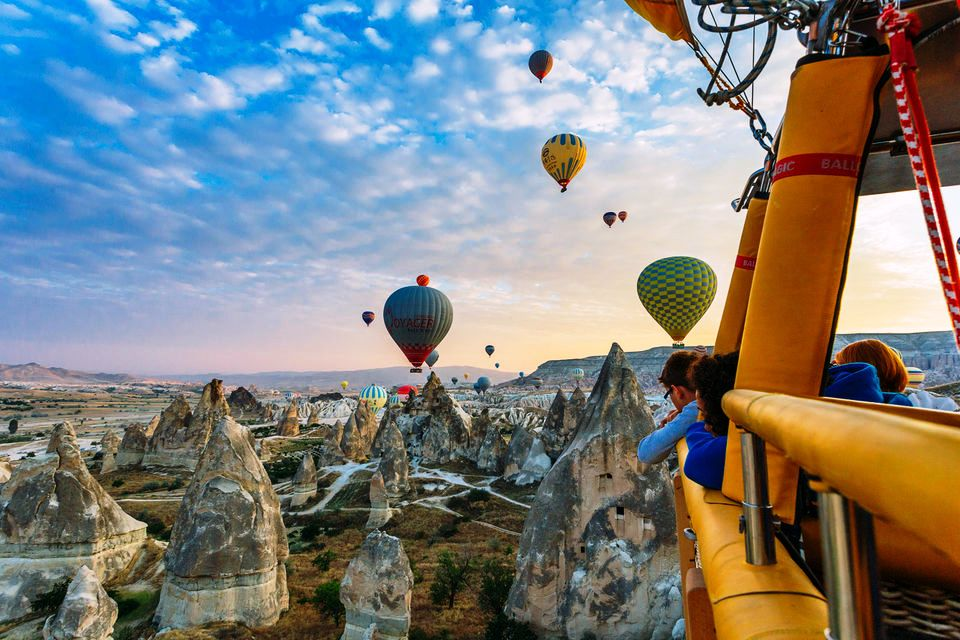 Hot Air Balloon Ride Cappadocia (2020 Prices with Best Tours Advice)